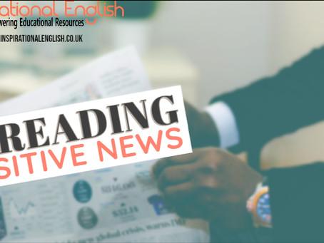 Spreading Positive News