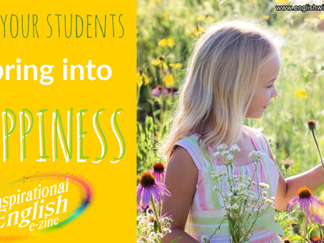 Help your Students spring into HAPPINESS