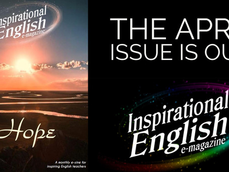 Inspirational English, April 2017 is out!