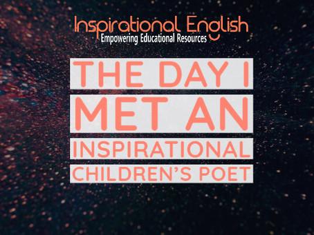 Meeting Inspirational Online Children's poet