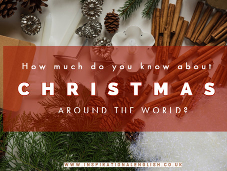 How much do you know about Christmas around the world?