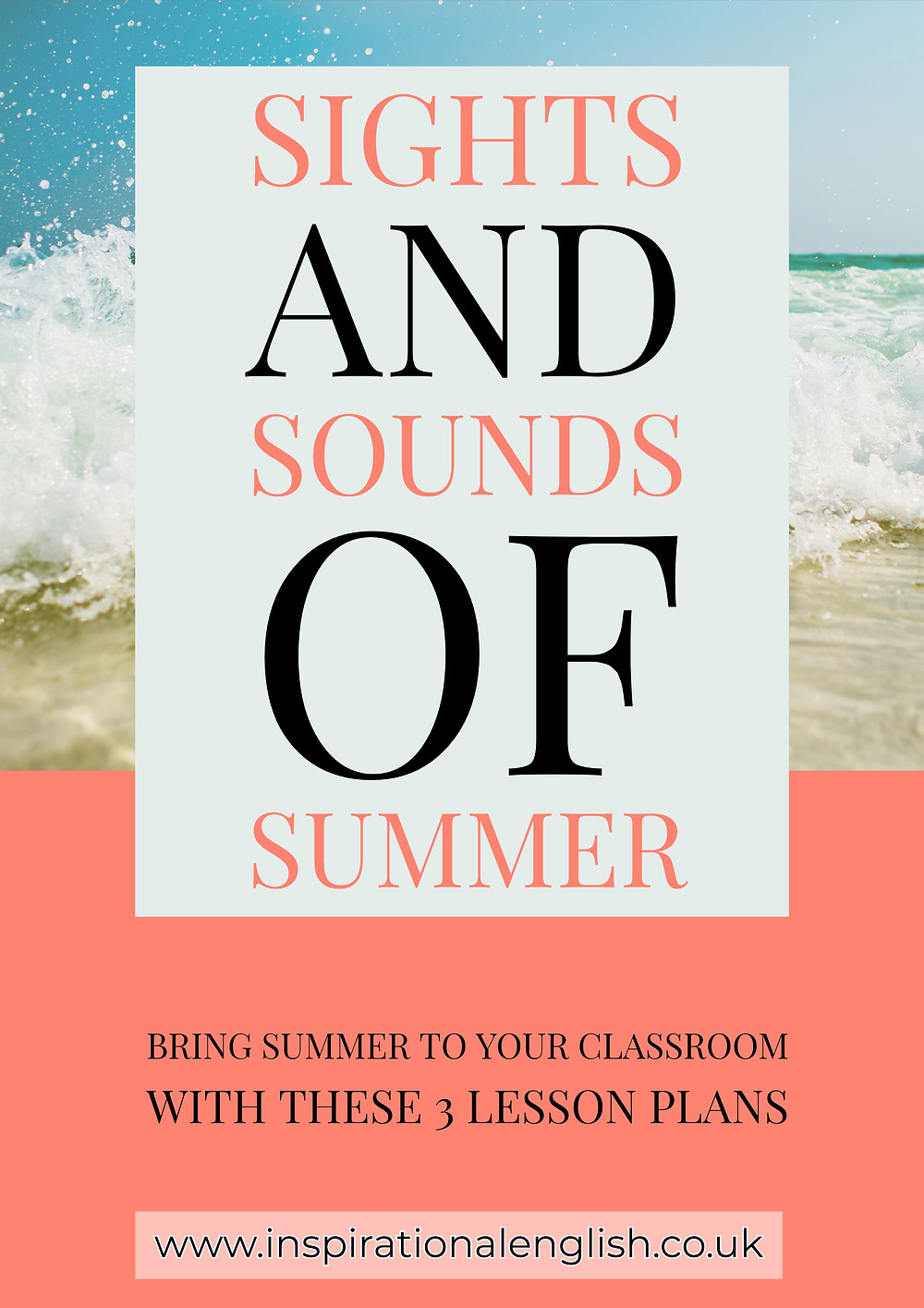 """Sights and Sounds of Summer"" includes three lesson plans:  1. The little butterfly  2.The prettiest pebble  3. Summer memories  Each lesson plan is based around a poem. I've created comprehension activities as well as a powerful visualisation which wake up your students' senses.  The lessons are a gentle mix of positive psychology and modern teaching."