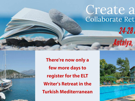 Treat yourself to a 4-day ELT Retreat in the Turkish Mediterranean