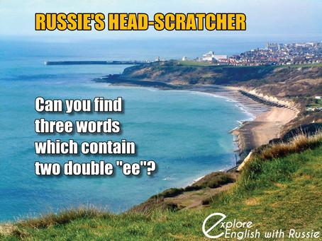 Weekend Head-Scratcher