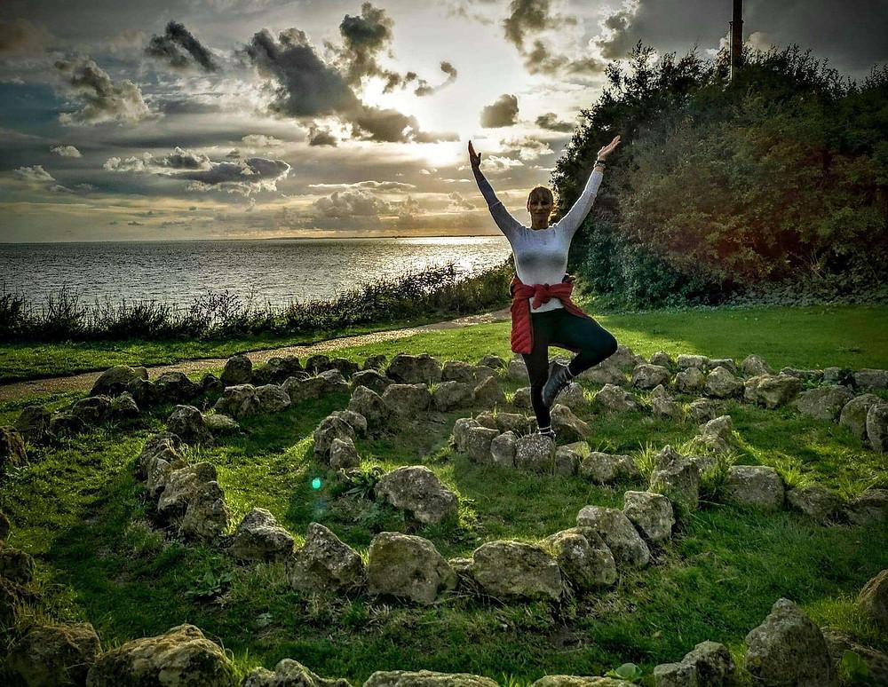 Marusya Price, Folkestone, yoga