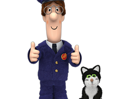Postman Pat and the Runaway Train