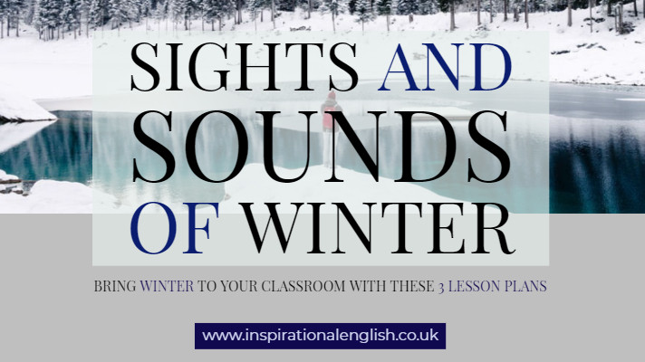 Sights and Sounds of Winter