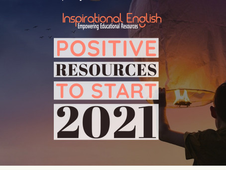 Positive resources to start 2021
