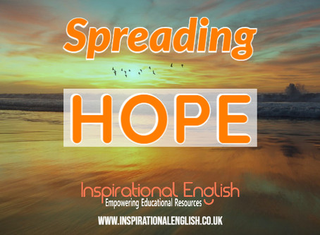 SPREADING HOPE
