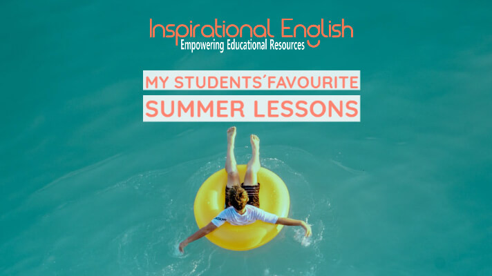 Summer resources for the ESL classrooms