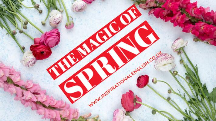 Spring ESL lesson plan