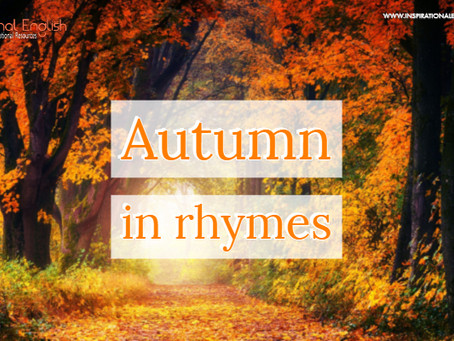Autumn in Rhymes