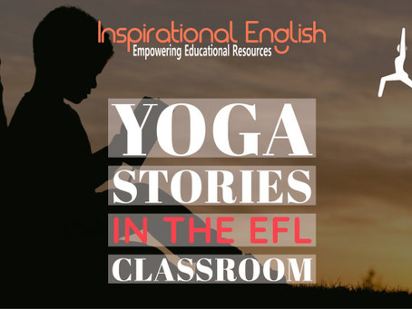 Yoga Stories in the EFL classroom