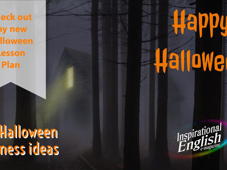 A Halloween lesson plan that your students will love