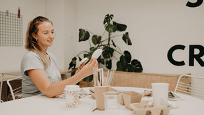 Cafes- using compostable packaging during COVID-19