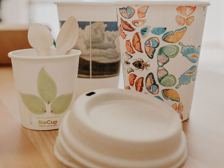 Compostable Packaging Guide - helping you make informed choices