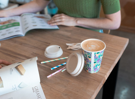 Six problem plastics cafes can get rid of NOW