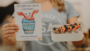 Cafes - using reusables for takeaway during COVID-19