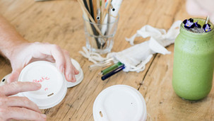 Staff training how-to for plastic free cafes