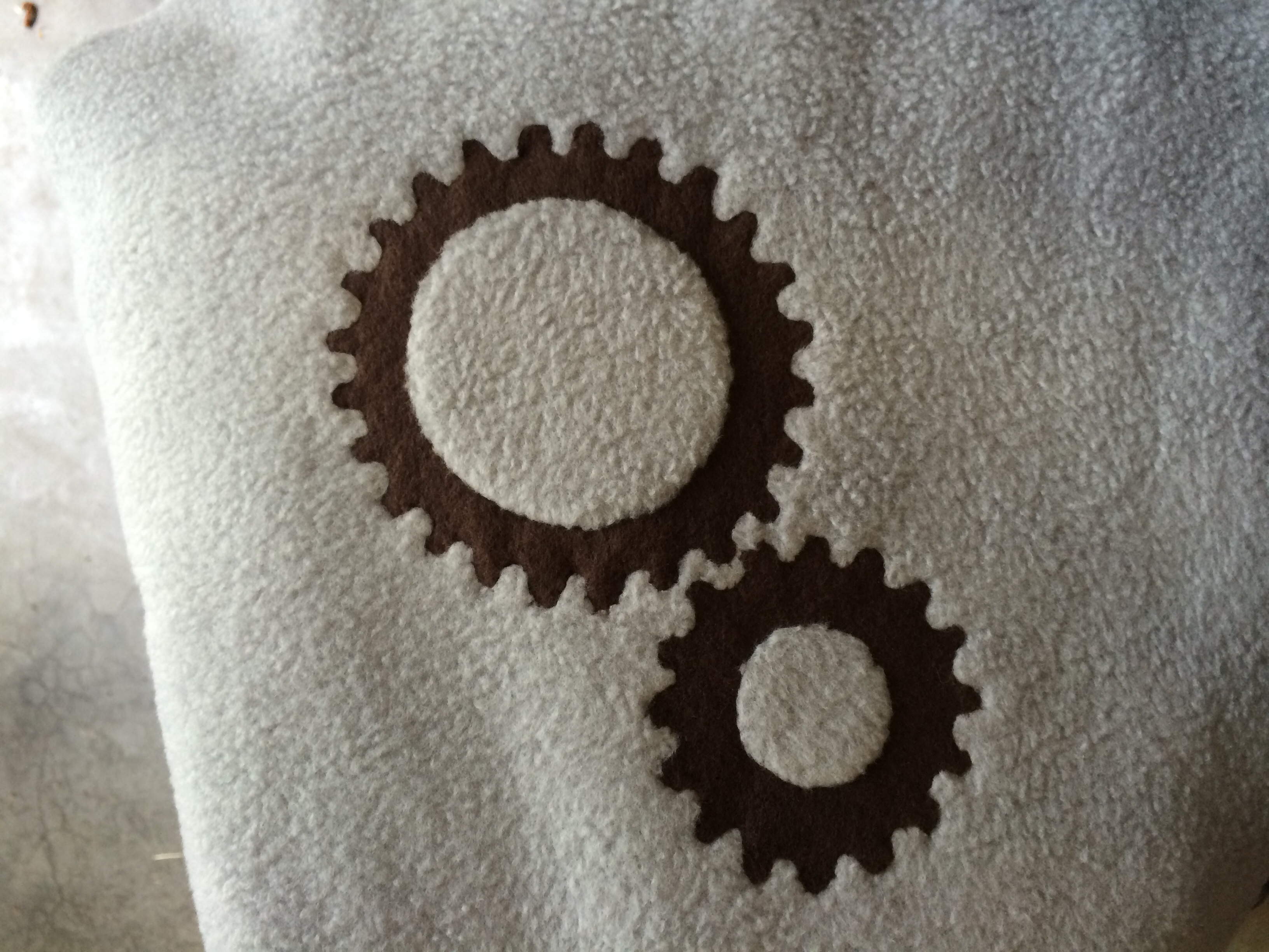 Fleece Cog