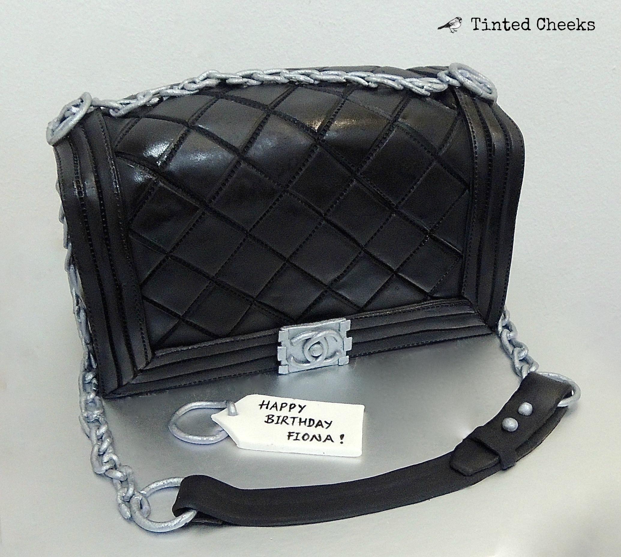 Chanel Boy Handbag Cake 2.jpg