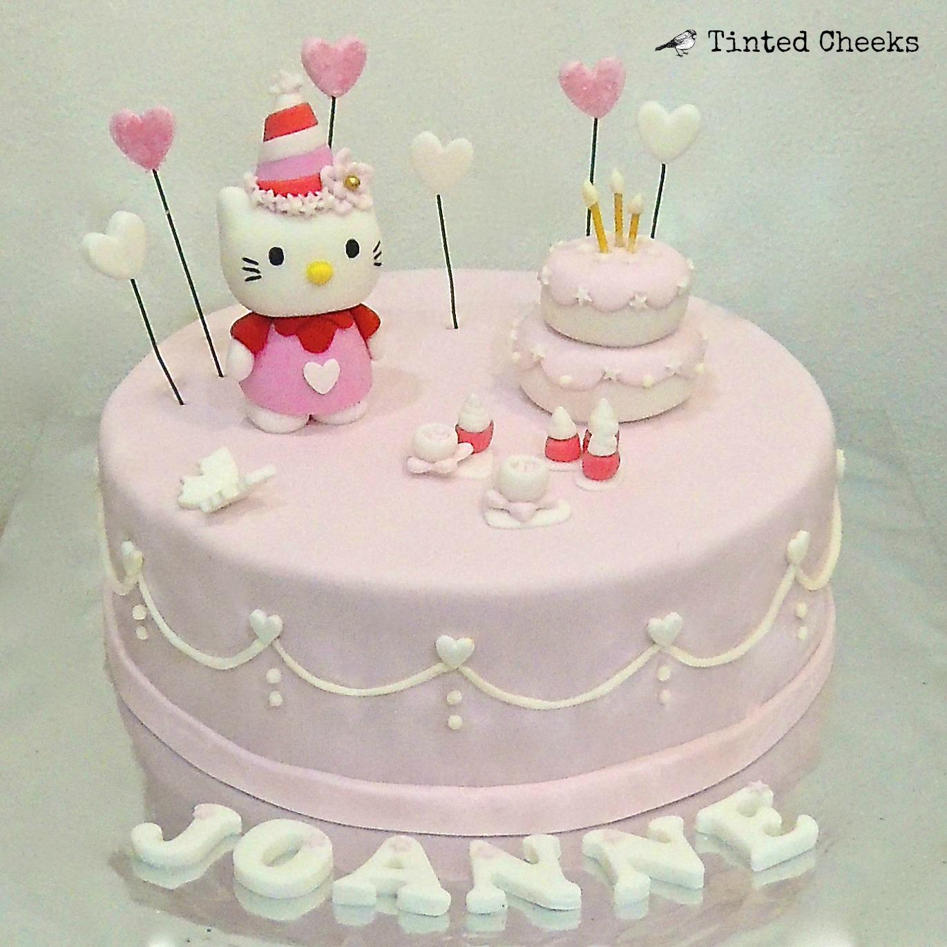Hello Kitty Miniature Desserts Cake.jpg