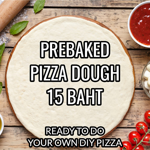 PREBAKED PIZZA DOUGH
