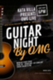 Copy of Guitar Concert Flyer Design Temp