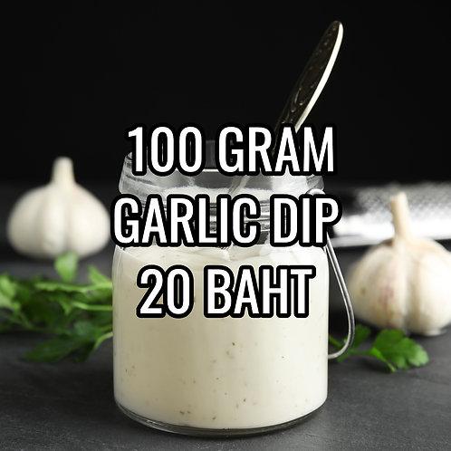 100 GRAM GARLIC DIP