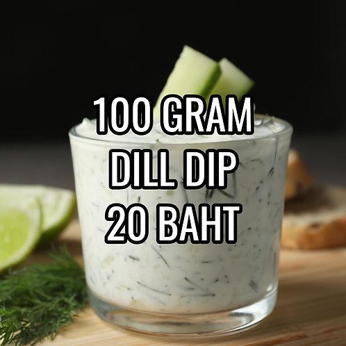 100 GRAM DILL DIP