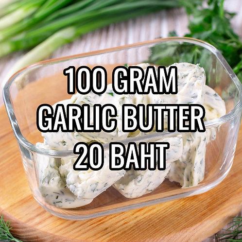 100 GRAM GARLIC BUTTER