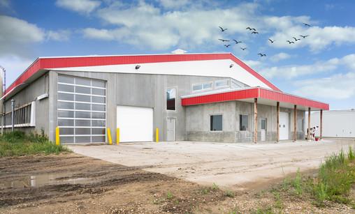 Van Dijk Dairy Farm (Eagle Builders)-100