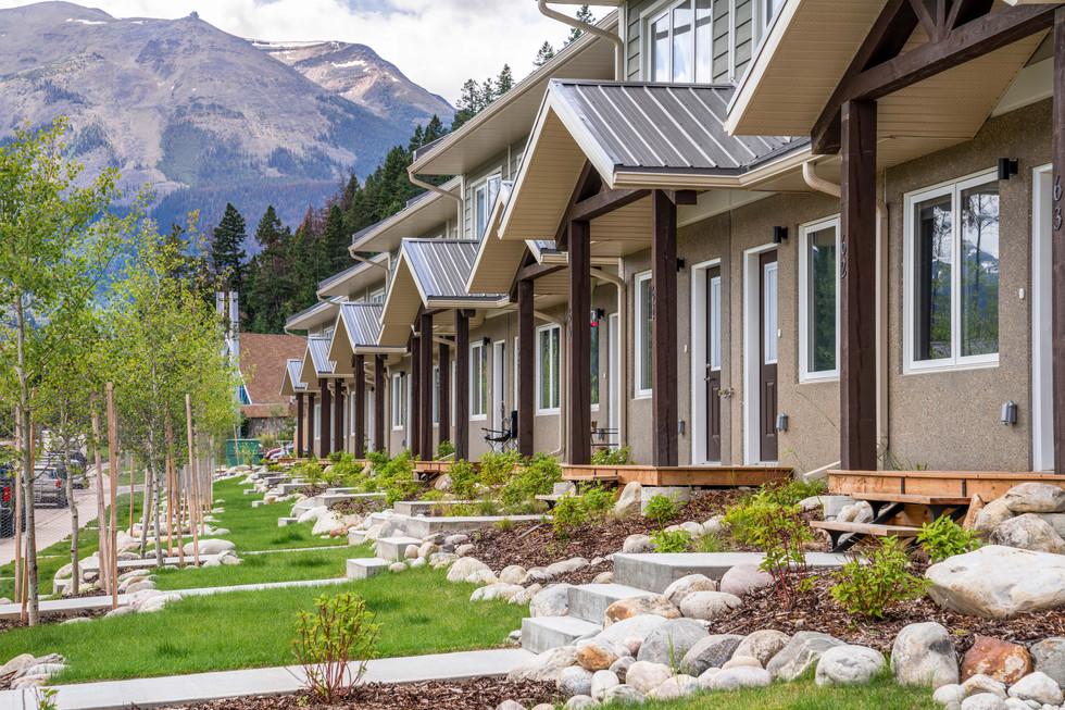 BCP Jasper Row Housing (Eagle Builders)