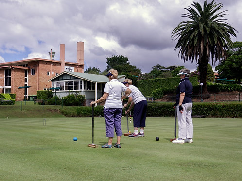 Croquet Membership Competition
