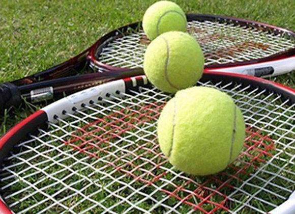 Tennis Membership - Unrestricted 6 months >80 years