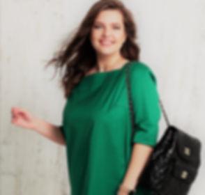 Одежда больших размеров Татьяна Солнцева