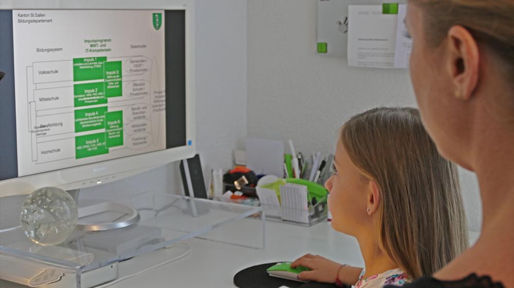 IT-Bildungsoffensive unterstützt von LOC Consulting