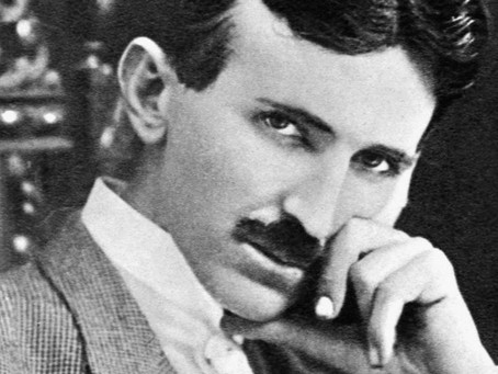 You Won't Belive What Nikola Tesla Said About Religion and Universe
