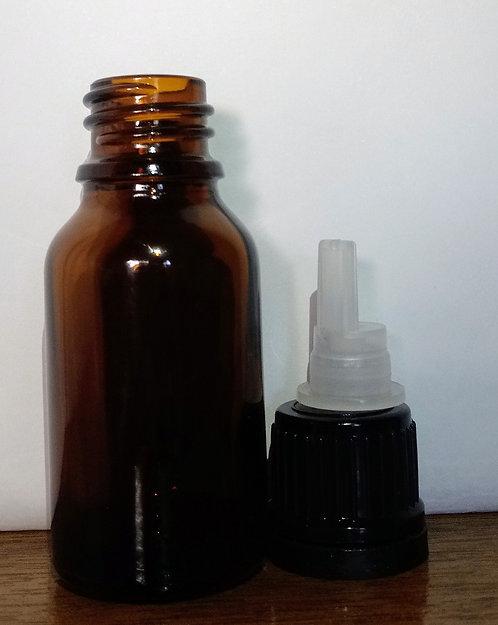15 ml frasco gotario cuello