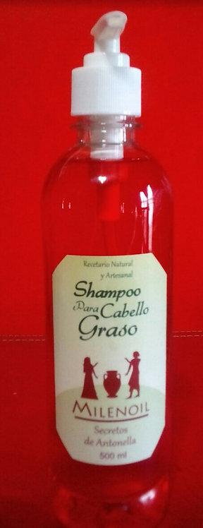 Shampoo Cabello Graso