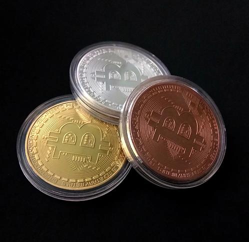 Bitcoin pack x 3