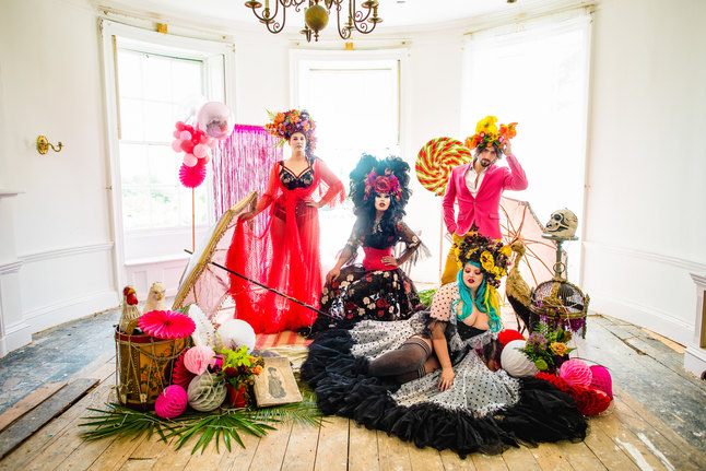 Surrealist Carnival Shoot - Photography