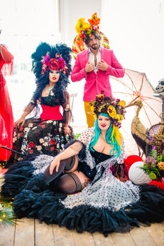 Surrealist Carnival Shoot - Photography