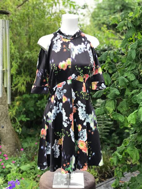 Whistles flowery dress