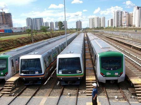 Durante a greve do metrô, o transporte público será reforçado no DF