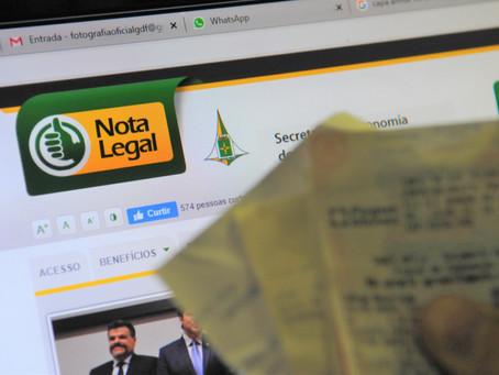 Nota Legal: Contribuintes com dívidas tem até sexta para quitá-las e participarem do sorteio