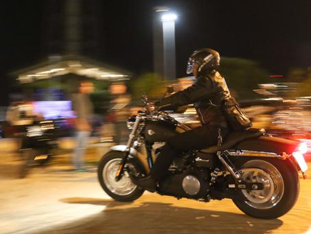 161 multas foram aplicadas em motociclistas do DF, em abril