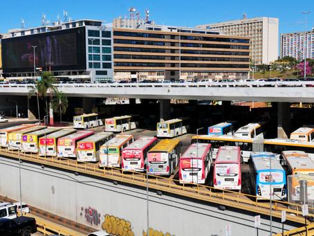Passageiros de ônibus do Distrito Federal podem ficar sem transporte coletivo nesta sexta-feira