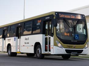 Empresas terão que disponibilizar álcool 70% nos ônibus