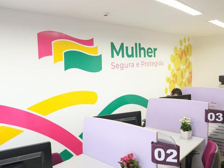 Casa da Mulher Brasileira inaugurada na CNM 1 em Ceilândia já começa a atender nesta quinta-feira